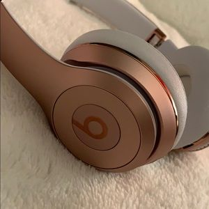 Other - Beats by Dre Solo3 wireless headphones